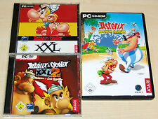 3 pc jeux Collection-Asterix & Obelix-maximum âneries xxl 1 & 2-OLYMPICS