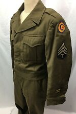 Post War US Army Constabulary In Europe/3rd Army Uniform