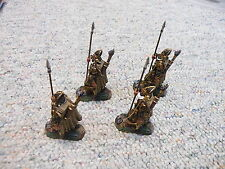 Conte 1/32 54mm Go Tell The Spartans Set# AG022 Advance of the Immortals Part 1