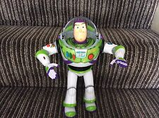 "disney buzz lightyear interactive talking lights  12""  toy boys Toy Story"