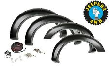 Nissan Pocket Fender Flares w/ Rivets, 04-15 Titan, Blizzard Paint Color