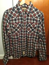 Ruehl No.925 by Abercrombie & Fitch - Flannel Shirt (Medium)