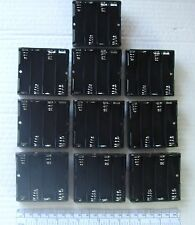 BATTERY HOLDER FOR 4 X 'AA' (UM-3) CELL WITH PINS FOR PCB MOUNTING - PACK OF 10