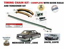 FOR MERCEDES 200E 230E W124 200TE 220TE S124 1986--  TIMING CHAIN TENSIONER KIT