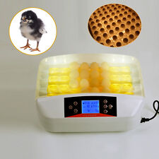 32 pcs ABS Egg Incubator Digital temperature machine for hatching egg Duck  Bird
