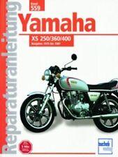 WERKSTATTHANDBUCH REPARATURANLEITUNG WARTUNG 559 YAMAHA XS 250 / 360 / 400