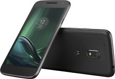 NEW Verizon Wireless Prepaid Moto G4 Play 4G LTE 16GB Cell Phone Sealed Retail