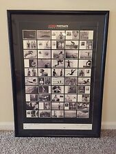 RARE Annie Leibovitz Framed + Signed LARGE 24x36 print poster Olympic Portraits