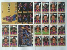 PANINI FIFA 365 2016 SET TEAM STEAUA BUCAREST COMPLETE M1 à M30 EXTRA STICKERS