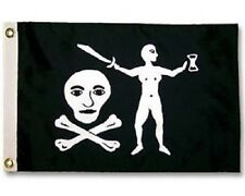3x5 Jolly Roger Pirate Walker Walter Kennedy Flag 3'x5' House Banner
