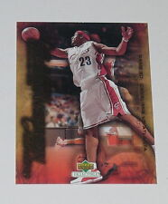 LeBRON JAMES 2003-2004 UD FRESHMAN SEASON COLLECTION #21 MINT FROM PACK