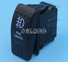Rocker switch 517B 12 volt FOG LIGHTS NEW Carling Style compatable with Hella