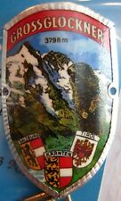 Grossglockner new badge mount stocknagel hiking medallion G9831