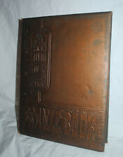 1949 University of Central Oklahoma yearbook, The Bronze Book