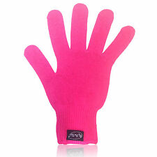 MyProStyler Hot Pink Heat Resistant GLOVE for Hair Tools as Curling & Flat Irons