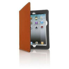 Targus Apple iPad 2 3 4 Leather Cover Case Protective Orange THZ15802AU