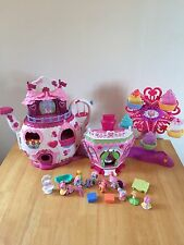 My Little Pony Teapot playset including ponies and accessories.