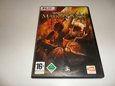 PC Warhammer: mark of Chaos