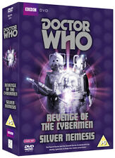 Doctor Who: Cybermen Collection DVD Box Set NEW