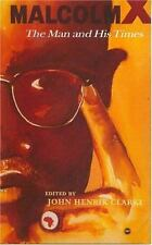 Malcolm X: The Man and His Times-ExLibrary