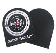 GROUP THERAPY US ARMY TACTICAL COMBAT MORALE BADGE SWAT PATCH   SH+588