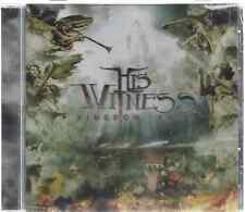 His Witness-Kingdom Come CD Christian Metal Bill Menchen/Titanic/Final Axe(NEW)