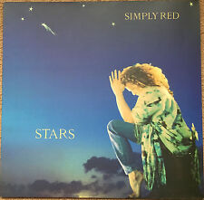 Simply Red - Stars 1991 Collectable Vinyl LP