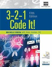 3-2-1 Code It! (with Cengage EncoderPro.com Demo Printed Access Card), Green, Mi