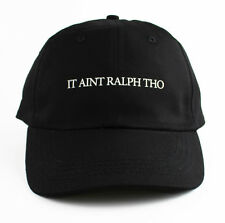It Aint Ralph Tho. 6 panel cap hat 5 snapback yeezus ovo 6 god kanye woes NEW