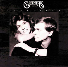 Lovelines by Carpenters (CD)