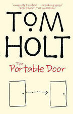 The Portable Door by Tom Holt (Paperback, 2004)