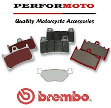 Brembo Sintered Rear Brake Pads Yamaha TDM900 (ABS & Non ABS) 02-09