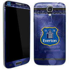 Everton Fc Samsung Galaxy S4 Skin Sticker Mobile Phone Cover