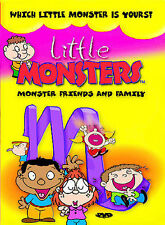 Little Monsters - Monster Friends and Family (DVD, 2003)