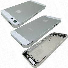 Apple iPhone 5 Full Housing Body Panel For Apple iPhone 5 White Silver