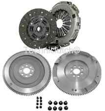 NEW FLYWHEEL AND COMPLETE CLUTCH KIT, BOLTS FOR TOYOTA RAV 4 2.2 D4D D-4D