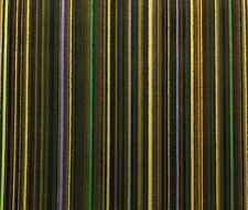 PAUL SMITH MAHARAM EPINGLE STRIPE OLIVE GREEN VELVET DESIGNER FABRIC BY THE YARD