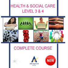 QFC N SVQ HEALTH SOCIAL CARE COMPLETE COURSE LEVEL 3 & 4 WORK ESSAY ANSWER HELP