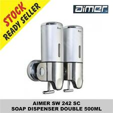 AIMER SW 242 SC SOAP DISPENSER DOUBLE 500ML