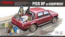 Meng Model VS-002 1/35 Pickup w/Equipment