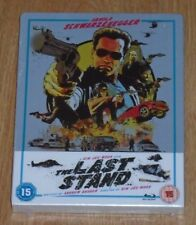 Last Stand - Steelbook - blu-ray. New and sealed, UK release.