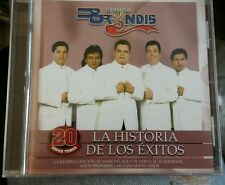 Historia De Los Exitos - Grupo Bryndis CD-JEWEL CASE