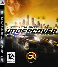 Need for speed undercover ps3 game used game
