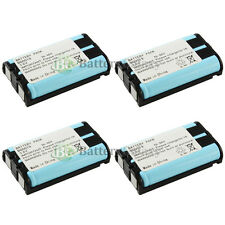 4 X Phone Battery for Panasonic HHR-P104 HHR-P104A NEW