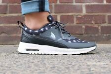 Nike Air Max Thea Print Black/Grey UK Size 4 (eur 37.5) 599408 008