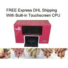 Digital Touch Screen Nail Art Flower Printer Easy To Use - FAST Express Shipping