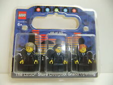 lego BEATLES minifigure LIVERPOOL OPENING STORE SET rarer than mr gold 495/500