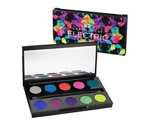 Brand New  Authentic Urban Decay ELECTRIC Palette pressed pigment bright