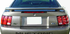 Fits 1999 - 2004 Mustang OE Style Painted Spoiler Wing Black Ebony Clearcoat UA