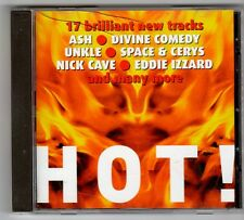 (GQ790) Hot!, 17 tracks various artists - 1998 - Select Magazine CD